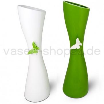 Vase-Schmetterling-Casablanca