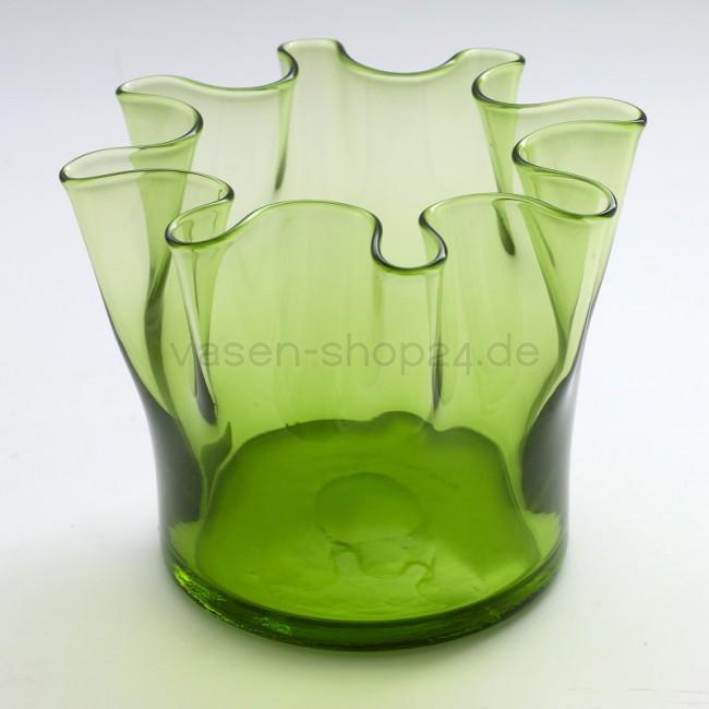 serax vase faltvase gr n extravagante idee. Black Bedroom Furniture Sets. Home Design Ideas