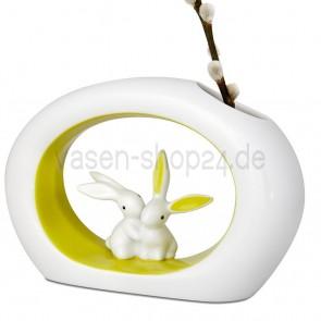 Goebe-Vase-Bunny-der-luxe-green