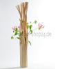 Design Bodenvasen Bambus H 100 cm